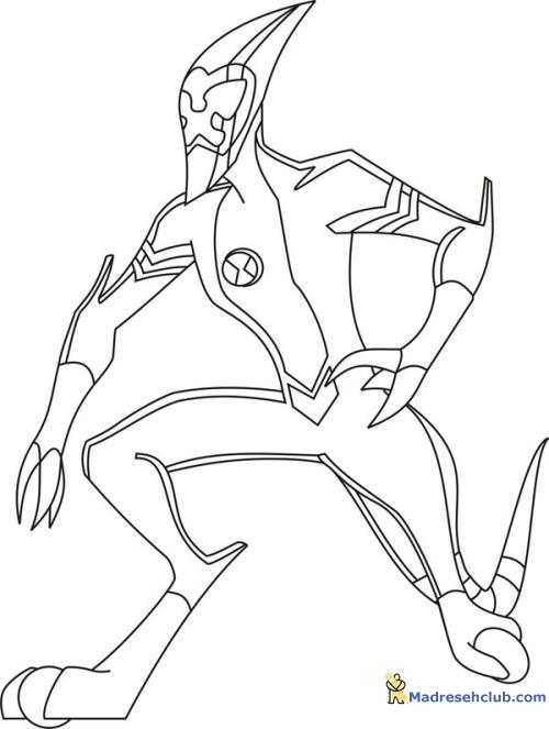ben 1000 coloring pages - photo#30