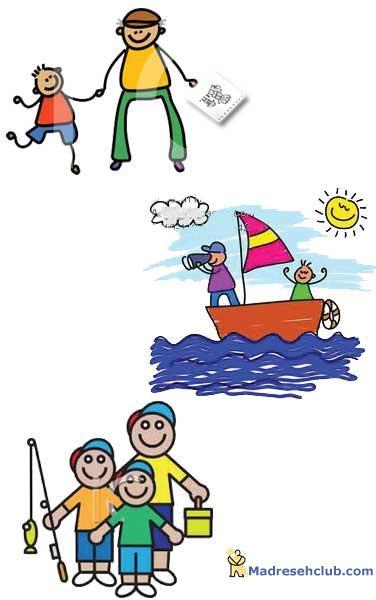 چگونگی رابطه پدر و پسر
